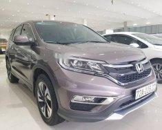 Bán Honda CR V sản xuất năm 2017, màu nâu giá 1 tỷ 10 tr tại Tp.HCM