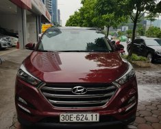 Cần bán Hyundai Tucson 2.0 sản xuất 2016, màu đỏ, như mới giá 900 triệu tại Hà Nội