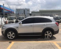 Bán Chevrolet Captiva đời 2015, màu bạc xe gia đình giá 635 triệu tại Tp.HCM