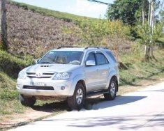 Chính chủ bán Toyota Fortuner 2007, màu bạc, nhập khẩu giá 578 triệu tại Lâm Đồng