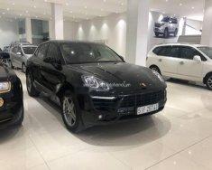 Cần bán gấp Porsche Macan đời 2015, màu đen, nhập khẩu giá 2 tỷ 900 tr tại Tp.HCM