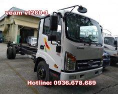Xe tải Veam VT260-1 Isuzu thùng dài 6m, đời 2018, giá rẻ nhất giá 455 triệu tại Hà Nội