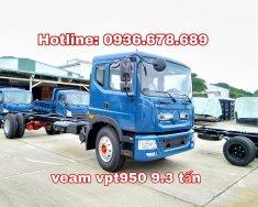 Bán xe tải Veam VPT950 9.5 tấn, thùng dài7.6m, máy cummins 180ps giá 723 triệu tại Hà Nội