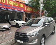 Cần bán Toyota Innova G sản xuất năm 2017, màu bạc chính chủ giá Giá thỏa thuận tại Hà Nội