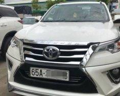 Bán Toyota Fortuner sản xuất 2017, màu trắng   giá 1 tỷ 90 tr tại Cần Thơ