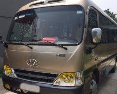 Bán ô tô Hyundai County năm sản xuất 2015, màu nâu   giá 1 tỷ 50 tr tại Hà Nội
