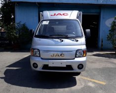 Công ty cần bán xe tải Jac 1t25 cabin Hyundai, giá cực rẻ, trả góp 90% giá 290 triệu tại Tp.HCM