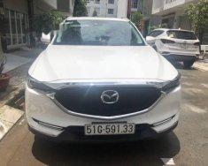 Bán xe Mazda CX 5 đời 2018, màu trắng  giá 1 tỷ 50 tr tại Tp.HCM