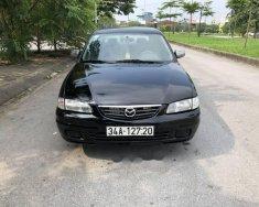 Cần bán lại xe Mazda 626 2000, màu đen, giá chỉ 118 triệu giá 118 triệu tại Hải Dương