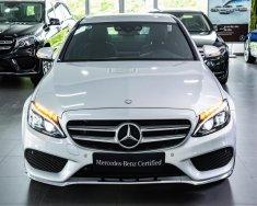 Bán Mercedes-Benz C300 AMG 2019, lăn bánh 19 km, chính hãng giá 1 tỷ 779 tr tại Tp.HCM