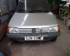 Bán ô tô Peugeot 205 đời 1989, màu bạc giá 120 triệu tại Tp.HCM