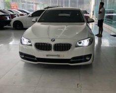 Bán BMW 5 Series 520i 2016, màu trắng, xe nhập giá 1 tỷ 550 tr tại Hà Nội