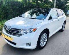 Bán xe Toyota Venza đời 2009, màu trắng, full option giá 940 triệu tại Đồng Nai