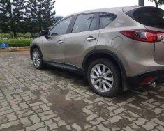 Cần bán Mazda CX 5 sản xuất 2015, màu vàng còn mới, giá chỉ 760 triệu giá 760 triệu tại Đà Nẵng