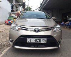 Bán ô tô Toyota Vios năm 2016, màu vàng cát giá 479 triệu tại Thái Bình