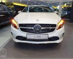 Bán Mercedes A200 đời 2018, màu trắng, nhập khẩu nguyên chiếc giá 1 tỷ 339 tr tại Tp.HCM