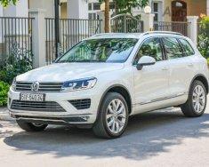 Cần bán Volkswagen Touareg 3.6L V6 FSI, màu trắng, nhập khẩu nguyên chiếc, hỗ trợ tài chính. Hotline: 0933365188 giá 2 tỷ 499 tr tại Tp.HCM