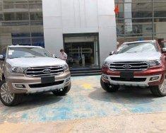 Cần bán xe Ford Everest Trend, Titanium, Titanium Bi-Turbo đời 2018, xe nhập 2018 mới cập nhật giá 1 tỷ 119 tr tại Cần Thơ
