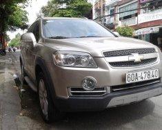 Chevrolet Captiva LTZ 5/2012, tự động, màu bạc giá 379 triệu tại Đồng Nai