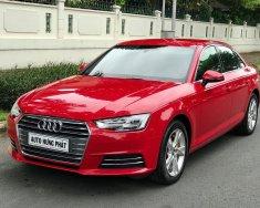 Bán Audi A4 sản xuất 2016, màu đỏ, nhập khẩu giá 1 tỷ 520 tr tại Tp.HCM