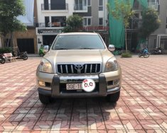 Prado GX sản xuất và đăng ký cuối 2007 nhập khẩu Nhật Bản nguyên chiếc giá 770 triệu tại Hà Nội