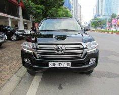 Bán ô tô Toyota Land Cruiser vx đời 2016, màu đen, xe nhập  giá Giá thỏa thuận tại Hà Nội
