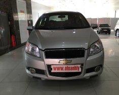 Cần bán Chevrolet Aveo 1.5AT sản xuất 2016, màu bạc, 375 triệu giá 375 triệu tại Phú Thọ