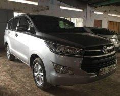 Cần bán lại xe Toyota Innova năm sản xuất 2017, màu bạc, giá tốt giá Giá thỏa thuận tại Tp.HCM