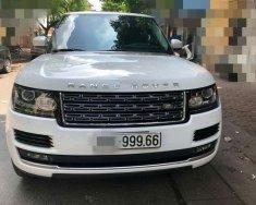 Cần bán xe LandRover Range Rover HSE 3.0 đăng ký lần đầu 2014, màu trắng, nhập khẩu nguyên chiếc giá 4 tỷ 855 tr tại Tp.HCM