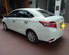 Cần bán lại xe Toyota Vios đời 2017, màu trắng   giá Giá thỏa thuận tại Đà Nẵng