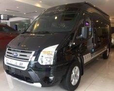 Cần bán xe Ford Transit DCAR Limounsine đời 2018, màu đen giá 1 tỷ 198 tr tại Hà Nội