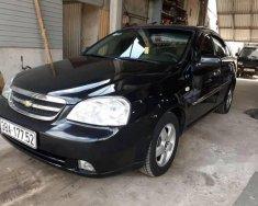 Bán ô tô Chevrolet Lacetti sản xuất 2011, màu đen chính chủ giá cạnh tranh giá 225 triệu tại Hà Tĩnh