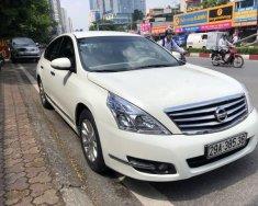 Bán ô tô Nissan Teana 2.0AT sản xuất 2010, màu trắng, nhập khẩu nguyên chiếc như mới giá 590 triệu tại Hà Nội