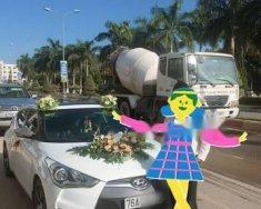 Cần bán Hyundai Veloster năm 2012, màu trắng, Đk 2013 giá 530 triệu tại Quảng Ngãi