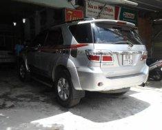 Cần bán gấp Toyota Fortuner G đời 2009, màu bạc, giá 595tr giá 595 triệu tại Đồng Nai