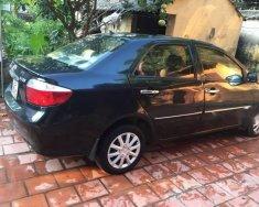 Cần bán lại xe Toyota Vios đời 2005, màu đen giá 168 triệu tại Bắc Ninh