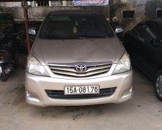 Cần bán xe Toyota Innova 2010 G xịn, xe tư nhân chính chủ từ đầu, không lỗi nhỏ giá 435 triệu tại Hải Phòng