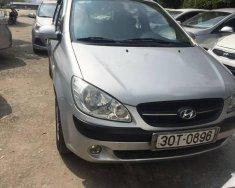 Bán Hyundai Click đời 2009, màu bạc, số tự động, giá 258tr giá 258 triệu tại Hà Nội