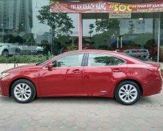 Bán xe Lexus ES 300H đời 2015, màu đỏ, xe nhập Mỹ giá 2 tỷ 200 tr tại Hà Nội