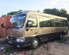 Cần bán lại xe Hyundai County Limousine năm 2015, hai màu   giá 1 tỷ 30 tr tại Hà Nội