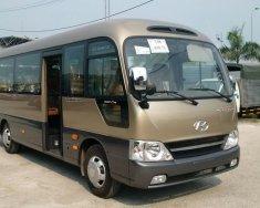 Bán Hyundai County Đồng Vàng thân dài, ghế 2-2 châu âu, Hỗ trợ trả góp. Lh 0973.160.519 giá 1 tỷ 310 tr tại Hà Nội