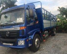 Cần bán xe Thaco Auman C1500 cầu nhấc năm sản xuất 2017, màu xanh Auman giá 889 triệu tại Hà Nội