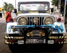 Cần bán gấp Jeep CJ đời 1980, nhập khẩu nguyên chiếc, giá chỉ 125 triệu giá 125 triệu tại Hậu Giang