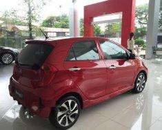 Bán ô tô Kia Morning S năm sản xuất 2018, màu đỏ giá cạnh tranh giá 393 triệu tại Hải Phòng