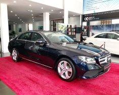 Bán Mercedes E250 2017 màu xanh - Xe chính hãng đã qua sử dụng giá 2 tỷ 319 tr tại Hà Nội