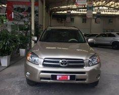 Cần bán xe Toyota RAV4 đời 2008, màu vàng, nhập khẩu giá 660 triệu tại Tp.HCM