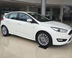 Bán Ford Focus Sport Ecoboost 1.5L sản xuất 2018, màu trắng giá 710 triệu tại Hà Nội