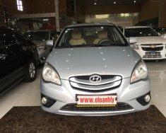 Cần bán xe Hyundai Verna 1.4MT sản xuất 2010, màu bạc, xe nhập, giá 275tr giá 275 triệu tại Phú Thọ