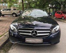 Bán xe Mercedes E250 cũ đăng ký 2018, màu xanh Cavansite, chạy 4363 km như mới giá rẻ giá 2 tỷ 359 tr tại Hà Nội