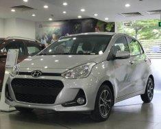 Chỉ 113tr_Có sẵn xe giao ngay_Hyundai Grand I10 1.2 tự động, màu bạc. Hỗ trợ góp 85% LS thấp, LH 0933.222.638 giá 405 triệu tại BR-Vũng Tàu
